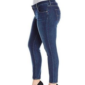 Lucky Brand Ginger stretch curvy skinny jean